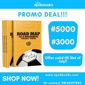 Road Map on Epok Bookstore Nigeria