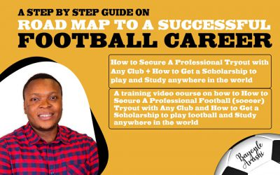 Roadmap  To A Successful Football Career